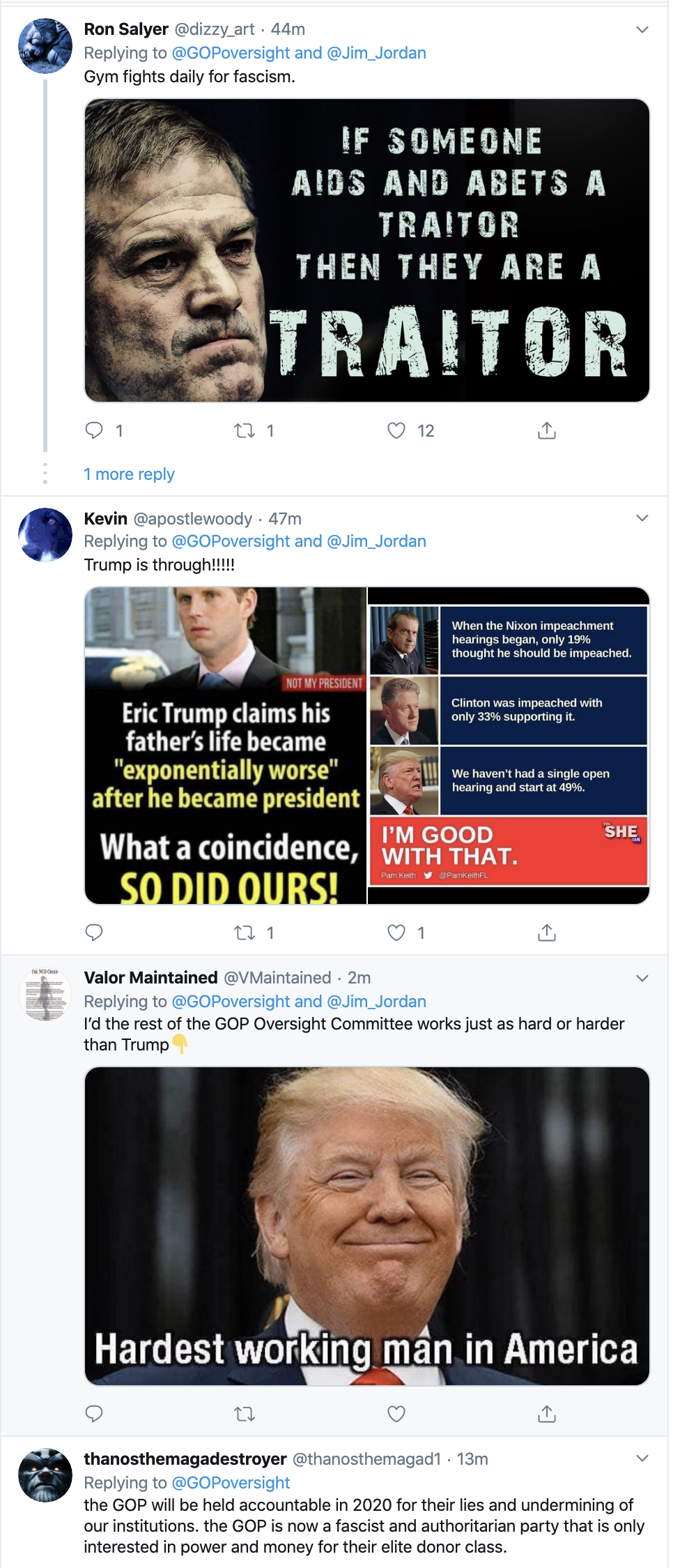 Screen-Shot-2019-11-12-at-10.02.22-AM Trump Just Tweeted Ominous Black & White Brainwashing Video Corruption Crime Domestic Policy Donald Trump Election 2016 Election 2020 Featured Foreign Policy Impeachment Investigation National Security Politics Robert Mueller Top Stories