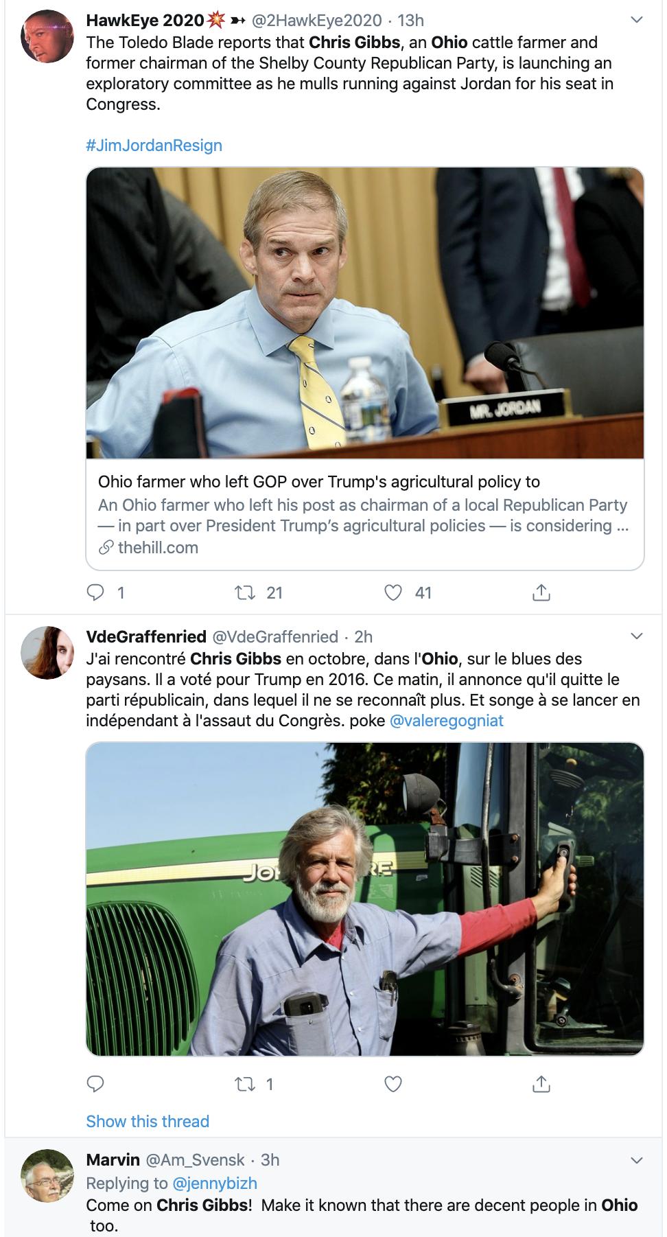 Screen-Shot-2019-11-20-at-9.21.28-AM Jim Jordan's 2020 Re-Election Takes Major Blow After Impeachment Debacle Election 2020 Featured Impeachment Politics Top Stories