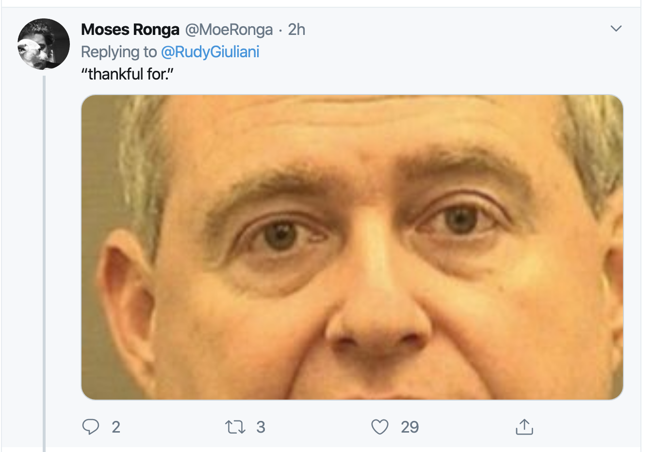 Screen-Shot-2019-11-28-at-10.59.14-AM Giuliani Attempts Thanksgiving Message But Gets Rejected By America Celebrities Corruption Crime Featured Top Stories