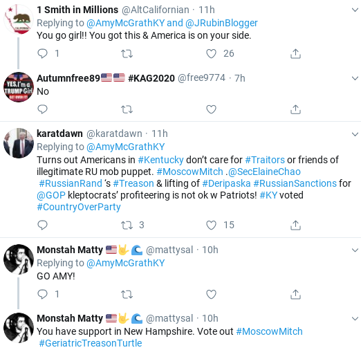 Screenshot-2019-11-06-at-9.54.14-AM McConnell's 2020 Opponent Trolls Him Hard After GOP Election Loss Donald Trump Election 2020 Politics Top Stories