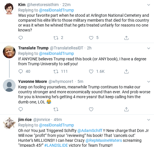 Screenshot-2019-11-09-at-1.12.11-PM Trump Goes On Embarrassing Ego-Fueled Weekend Twitter Tirade Donald Trump Politics Social Media Top Stories