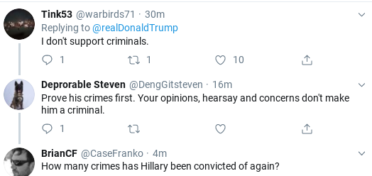Screenshot-2019-11-13-at-12.28.52-PM Trump Tweets Belligerent Video During Impeachment Hearings Corruption Donald Trump Politics Social Media Top Stories