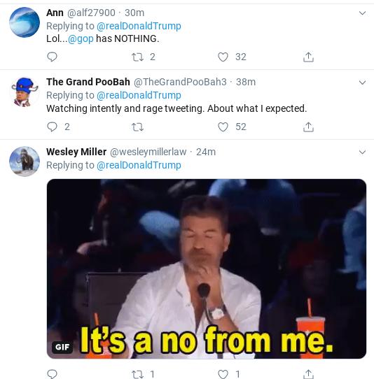 Screenshot-2019-11-13-at-12.29.21-PM Trump Tweets Belligerent Video During Impeachment Hearings Corruption Donald Trump Politics Social Media Top Stories