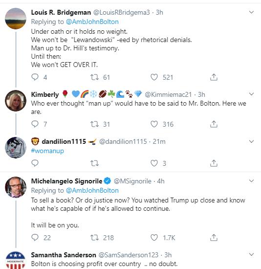 bolton20 John Bolton Makes Surprise Dramatic Public Announcement Corruption Donald Trump Politics Social Media Top Stories