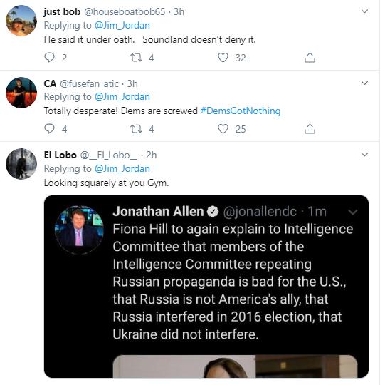 f9 Trump Furiously Tweets As Impeachment Hearings Continue Donald Trump Politics Social Media Top Stories