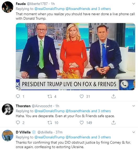 tr15 Trump Pulls Desperate Twitter Stunt Over Impeachment Revelations Donald Trump Politics Social Media Top Stories