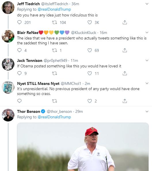 trump8 Trump Tweets Bizarre Pre-Thanksgiving Photoshopped Image Of Himself Donald Trump Politics Social Media Top Stories