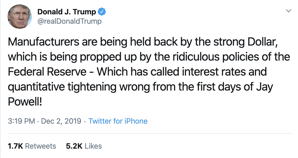 Screen-Shot-2019-12-02-at-3.28.48-PM Trump Unleashes 14-Tweet Freakout Like A Guy With Poor Work Ethic Corruption Featured Foreign Policy Impeachment Top Stories