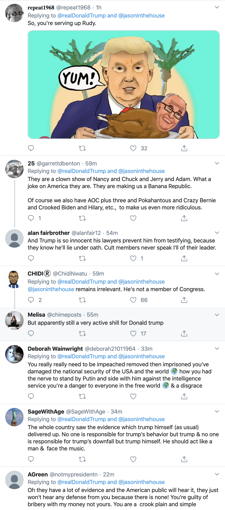 Screen-Shot-2019-12-02-at-9.06.42-AM Trump Continues Monday Morning Absurdities On Twitter Corruption Featured History Impeachment Top Stories