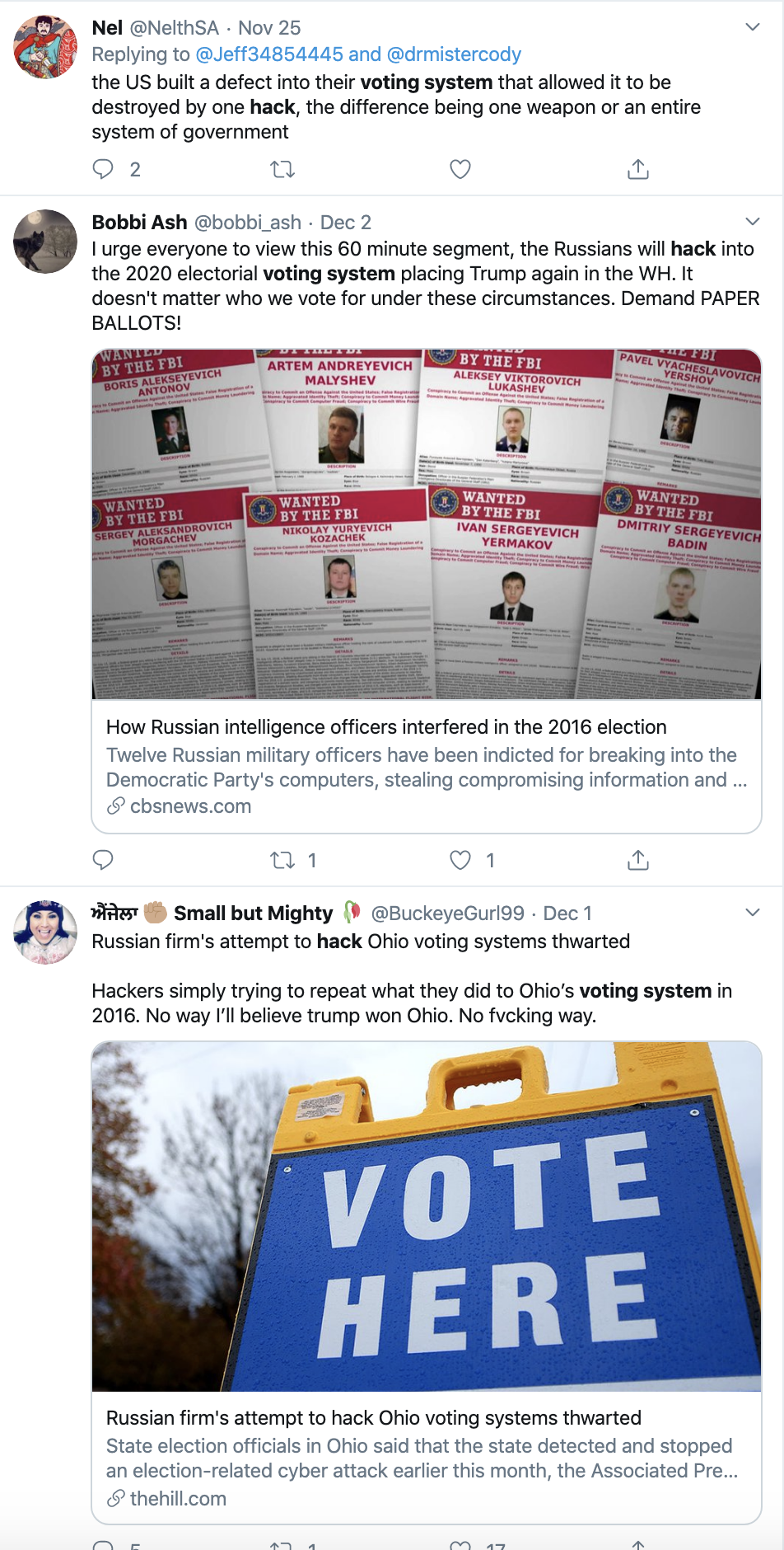 Screen-Shot-2019-12-03-at-1.03.51-PM JUST IN: Russian Hackers Infect Ohio's Election Voting System Crime Election 2020 Featured Terrorism Top Stories