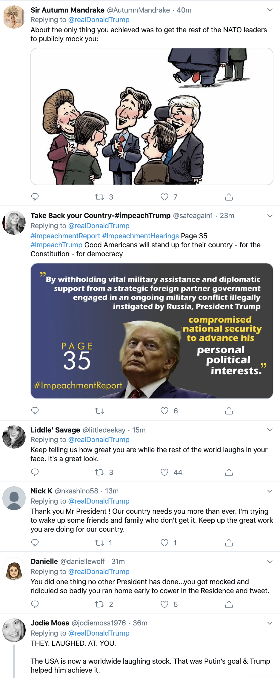 Screen-Shot-2019-12-05-at-7.17.04-AM Trump Taunts Dems On Twitter Over Impeachment: 'Do It Now!' Corruption Featured Impeachment Investigation Top Stories