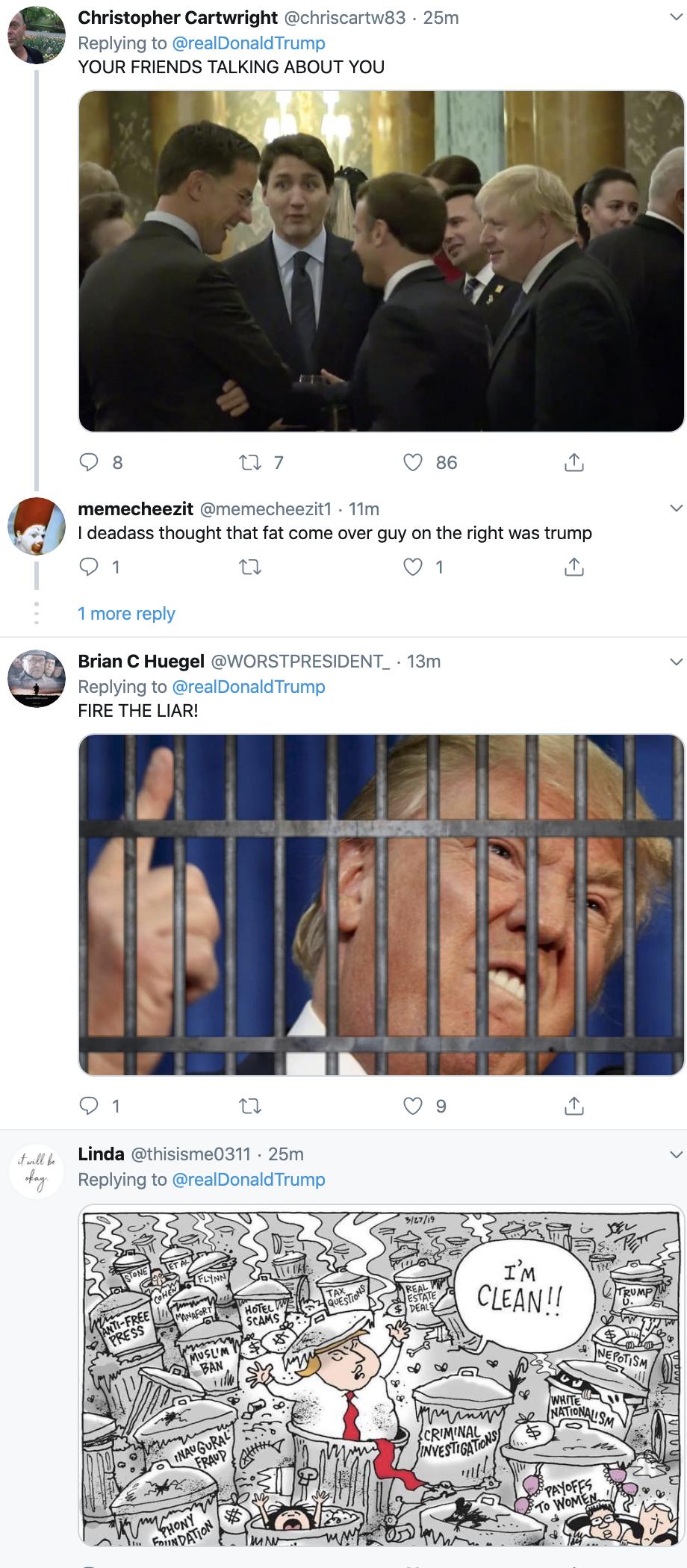 Screen-Shot-2019-12-05-at-9.38.50-AM Trump Attacks Pelosi After Impeachment Articles Anouncement Donald Trump Featured Impeachment Investigation Top Stories Uncategorized