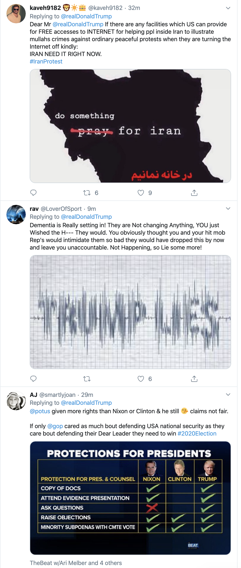 Screen-Shot-2019-12-08-at-10.11.54-AM Trump Has Impeachment Induced Sunday Twitter Freakout Election 2020 Featured Foreign Policy Impeachment Top Stories
