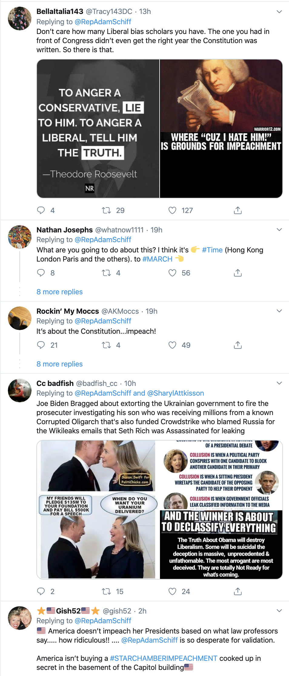 Screen-Shot-2019-12-08-at-9.32.12-AM Adam Schiff Tweets Damning Weekend Impeachment Statement Featured Impeachment Investigation National Security Top Stories