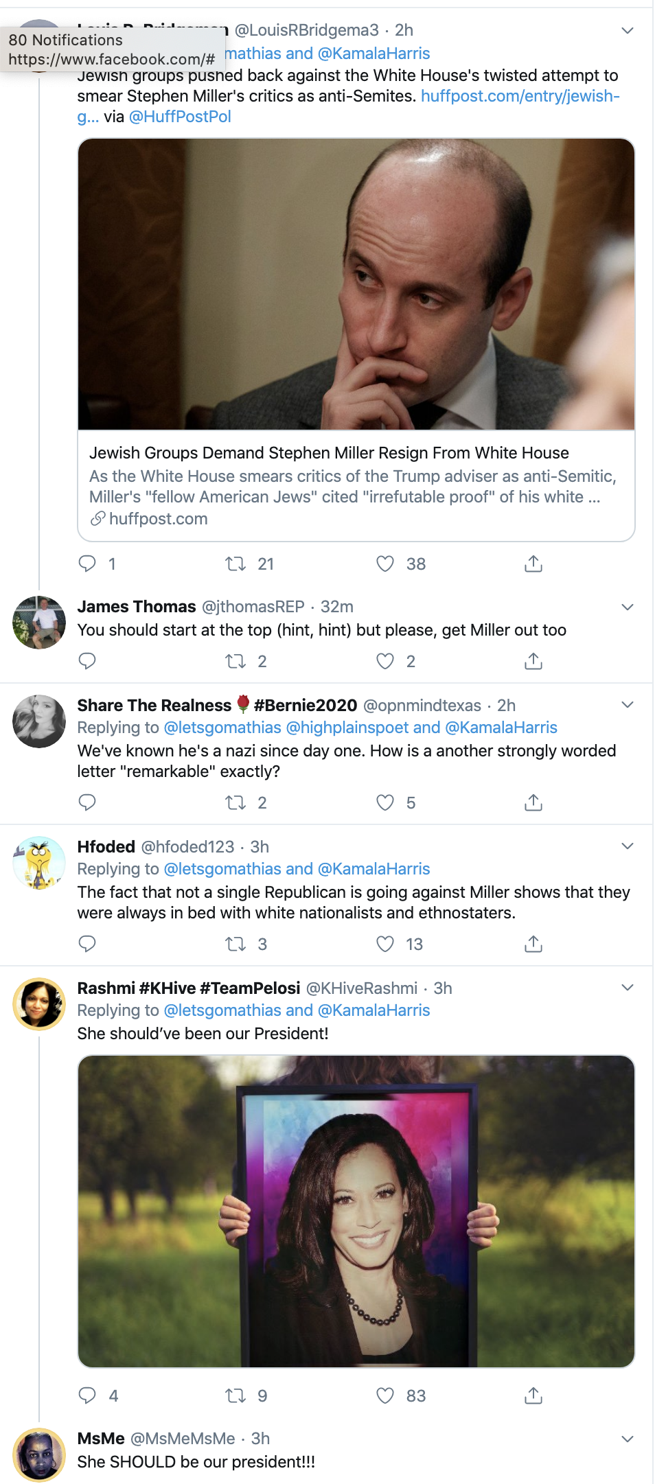 Screen-Shot-2019-12-09-at-11.45.46-AM Two Dozen Senators Call For Trump To Fire White Supremacist Miller Child Abuse Featured Immigration Top Stories White Supremacy