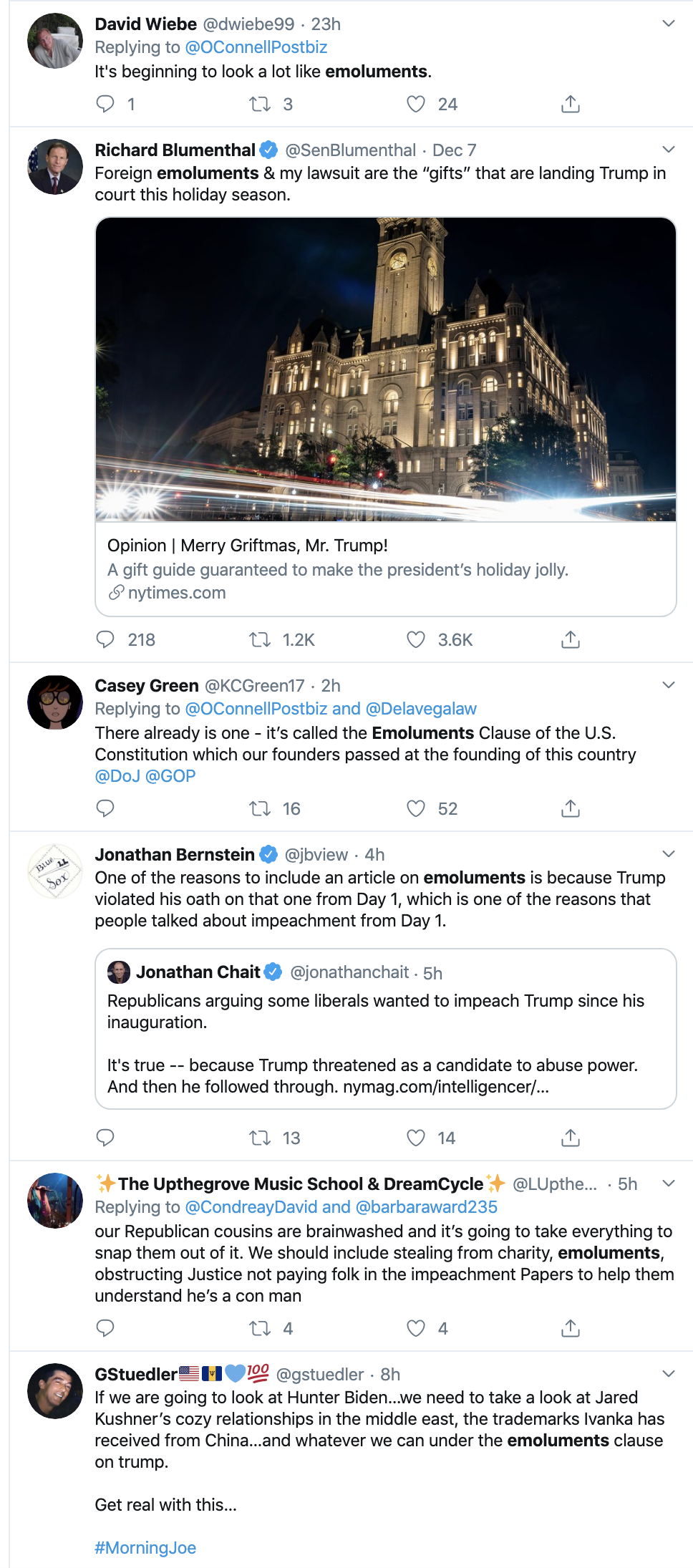 Screen-Shot-2019-12-09-at-2.21.24-PM DOJ Makes Case For Trump Exception From Constitution To Accept Bribes Corruption Crime Featured Top Stories