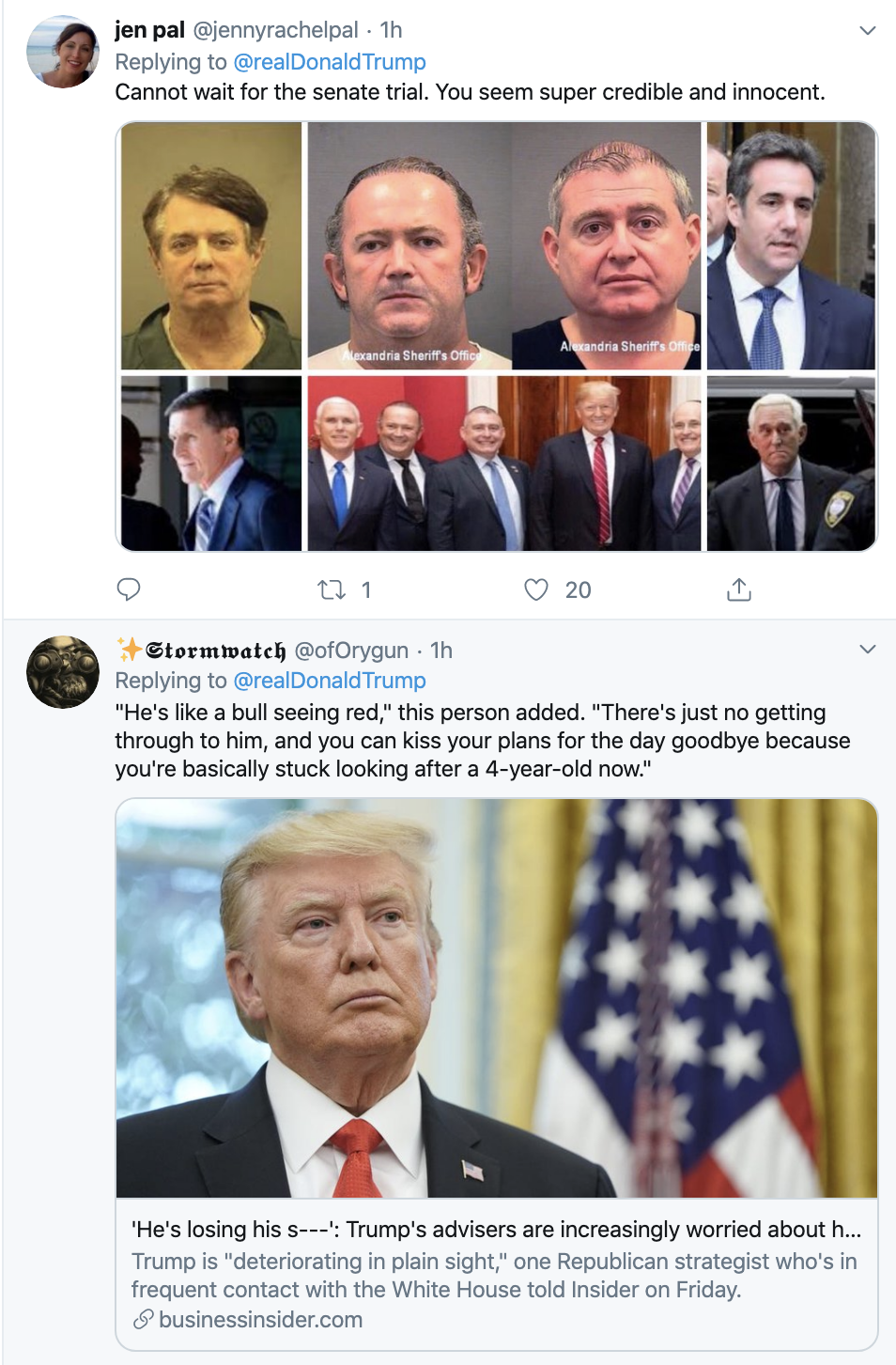 Screen-Shot-2019-12-10-at-10.32.39-AM Trump Goes Off On Twitter After Articles Of Impeachment Introduced Crime Featured Impeachment Mental Illness Top Stories