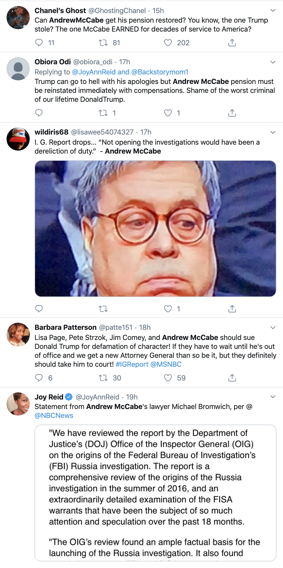 Screen-Shot-2019-12-10-at-8.33.16-AM McCabe Demands Apology From Trump After Report Exonerates Him Corruption Crime Featured National Security Top Stories