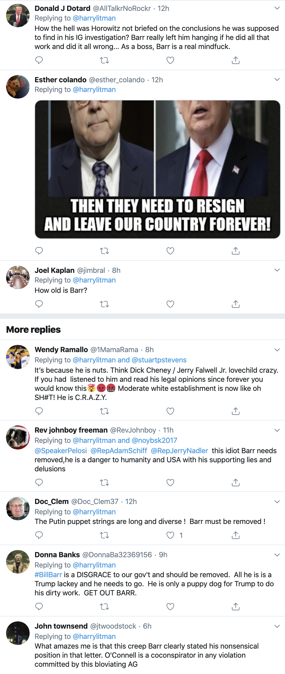 Screen-Shot-2019-12-10-at-9.23.41-AM Former FBI General Counsel Exonerated By IG Report Wants Apology Conspiracy Theory Featured Investigation Russia Top Stories