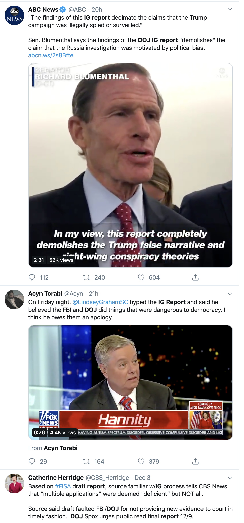 Screen-Shot-2019-12-10-at-9.24.27-AM Former FBI General Counsel Exonerated By IG Report Wants Apology Conspiracy Theory Featured Investigation Russia Top Stories