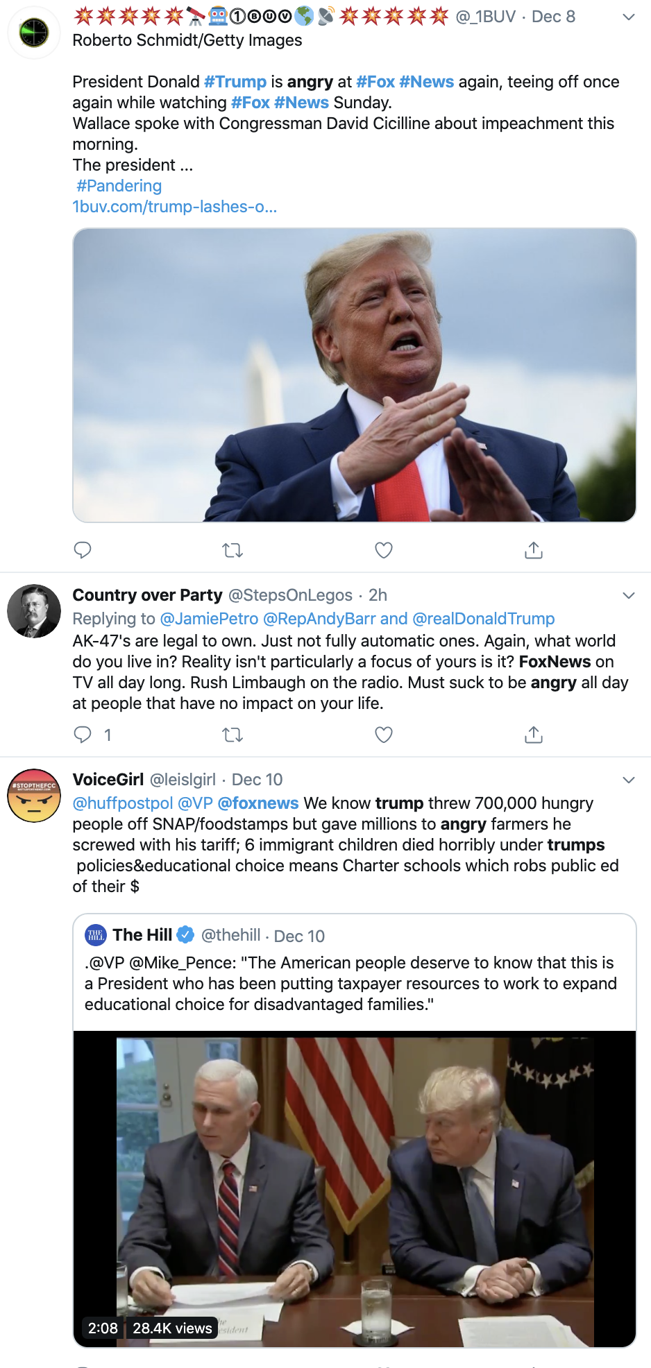 Screen-Shot-2019-12-11-at-11.26.51-AM Ex-WH Staffer Betrays Trump & Leaks Fox News Feud Info To 'Vanity Fair' Featured Impeachment Media Television Top Stories