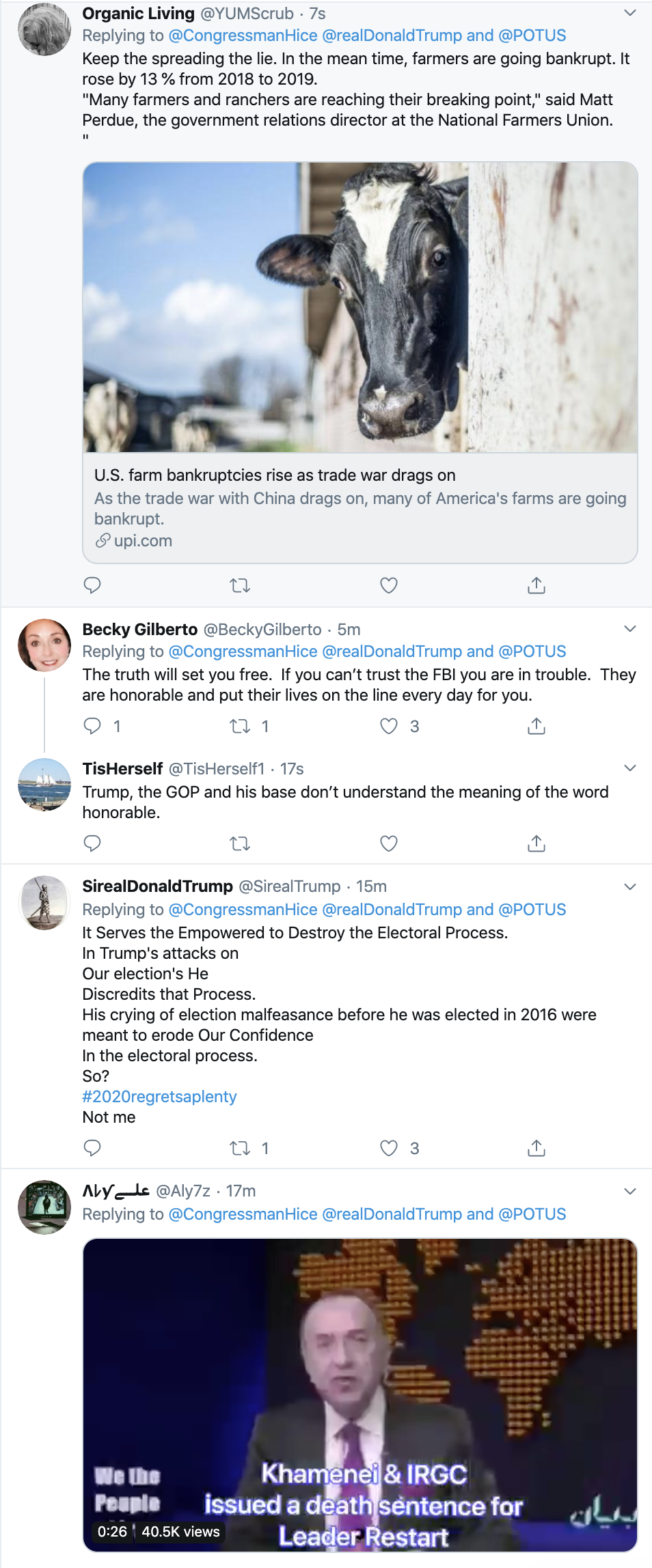 Screen-Shot-2019-12-11-at-7.52.41-AM Trump Tweets 20+ Times During Wednesday Emotional Collapse Corruption Election 2020 Featured Impeachment Top Stories