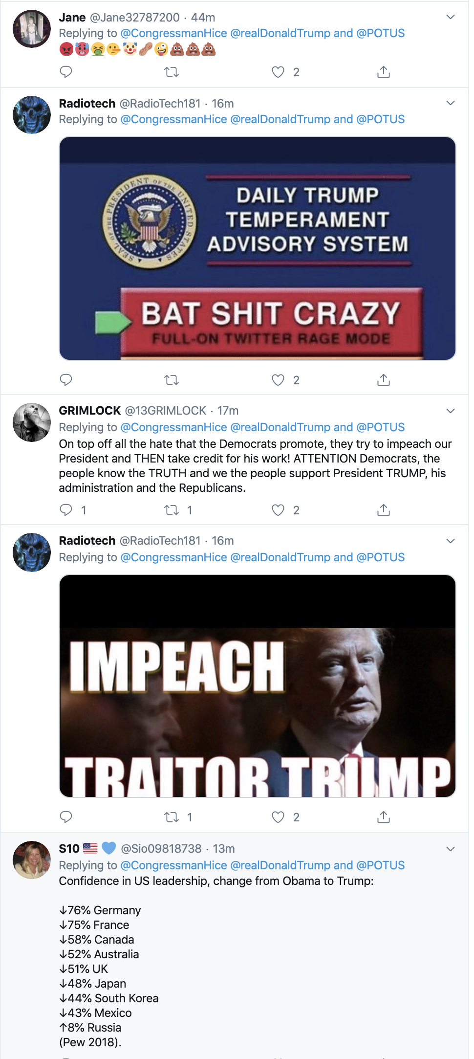 Screen-Shot-2019-12-11-at-7.53.00-AM Trump Tweets 20+ Times During Wednesday Emotional Collapse Corruption Election 2020 Featured Impeachment Top Stories