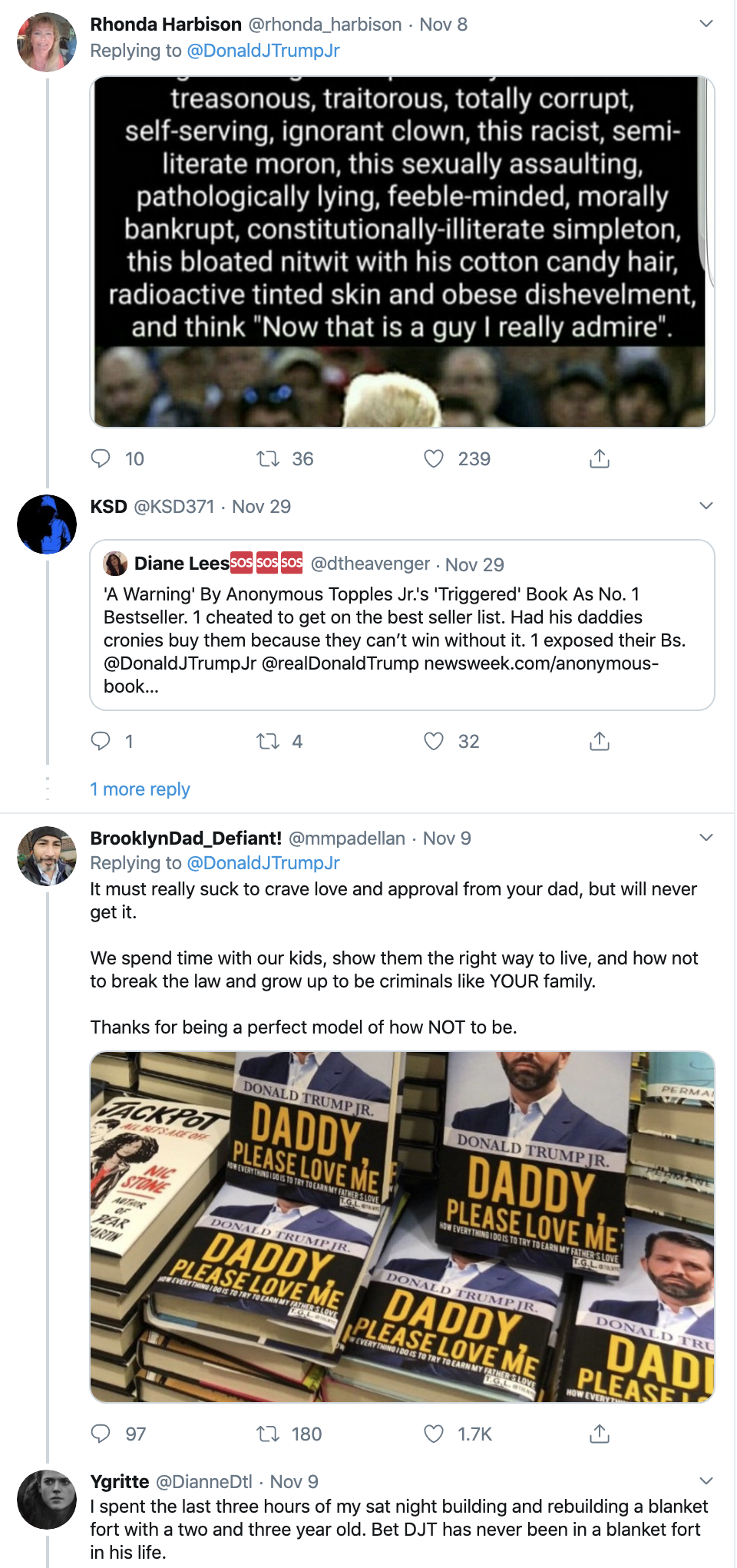 Screen-Shot-2019-12-12-at-11.05.30-AM Donald Jr. Live Tweets His Idiocy During Impeachment Hearing Uncategorized