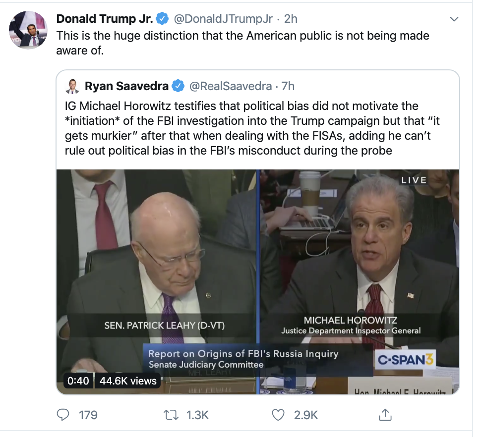 Screen-Shot-2019-12-12-at-11.08.46-AM Donald Jr. Live Tweets His Idiocy During Impeachment Hearing Uncategorized