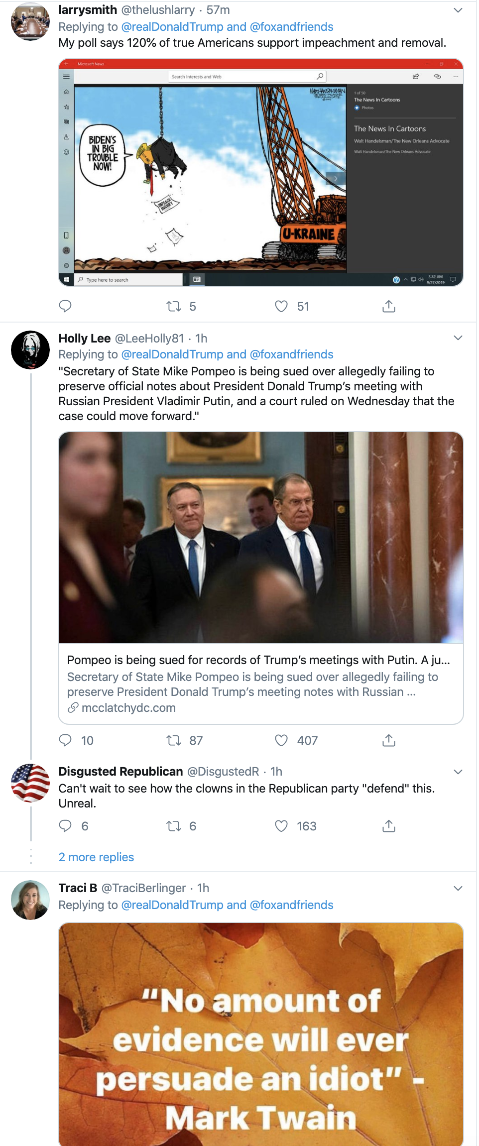 Screen-Shot-2019-12-12-at-7.22.22-AM Trump Rage Tweets Impeachment Induced Thursday Meltdown Election 2016 Featured Impeachment National Security Top Stories