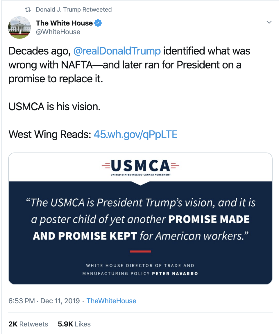 Screen-Shot-2019-12-12-at-7.43.03-AM Trump Rage Tweets Impeachment Induced Thursday Meltdown Election 2016 Featured Impeachment National Security Top Stories