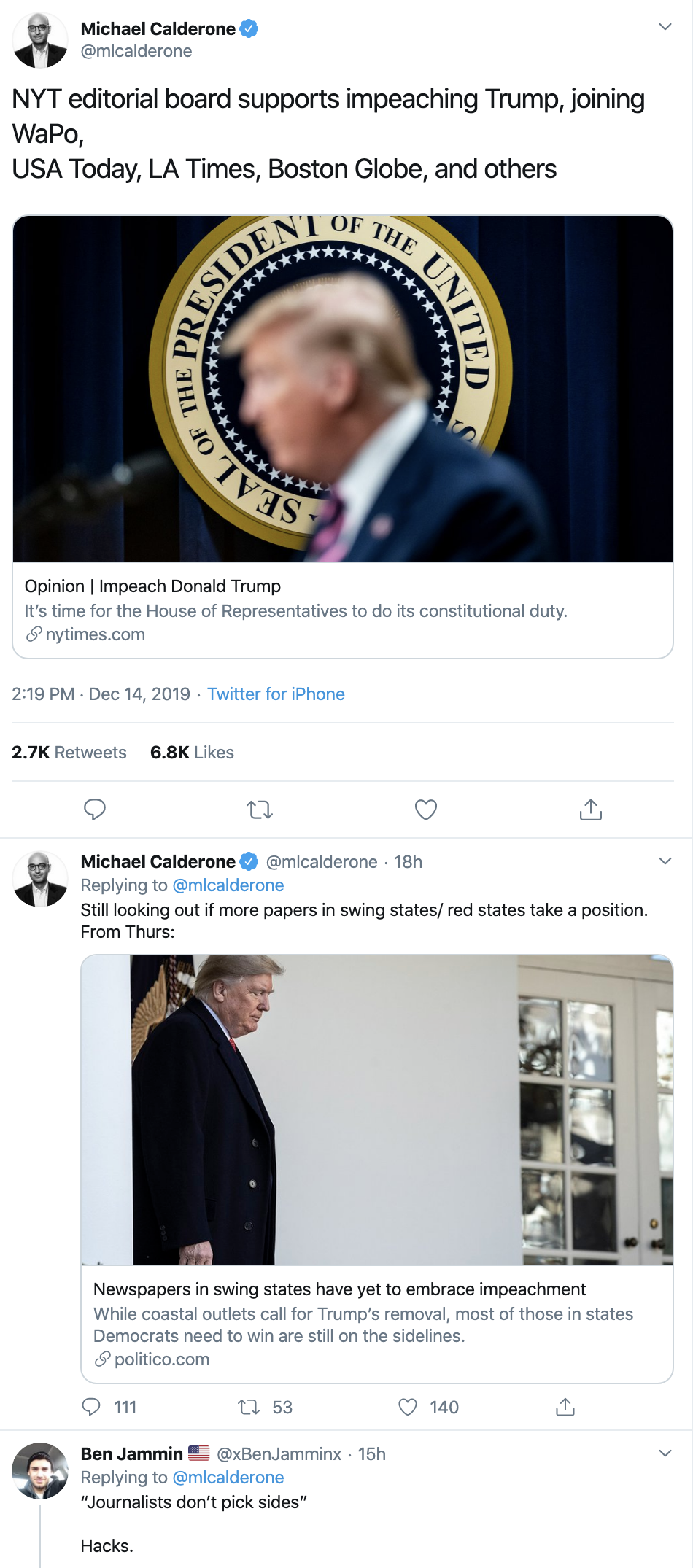 Screen-Shot-2019-12-15-at-8.53.08-AM NY Times Trashes Trump In Scathing Sunday Rebuke Featured Impeachment Social Media Top Stories