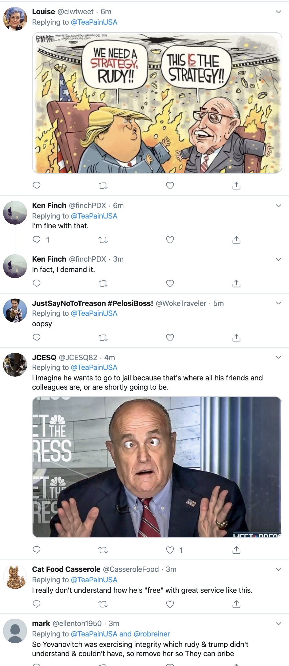Screen-Shot-2019-12-16-at-2.07.11-PM Giuliani Blurts Out Shocking Admission In New Yorker Interview Corruption Crime Featured Impeachment Investigation Top Stories