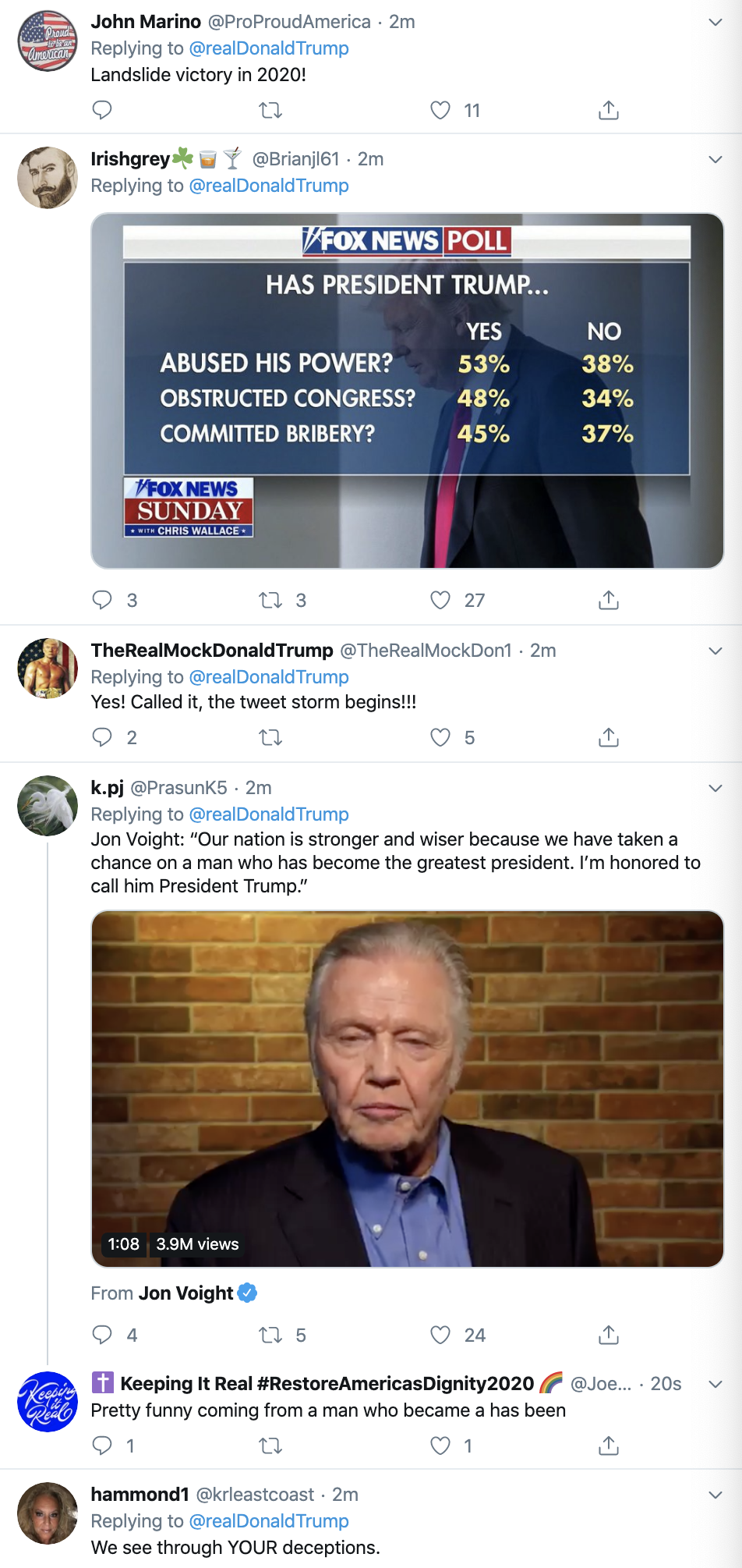 Screen-Shot-2019-12-16-at-7.29.17-AM Trump Delivers Embarrassing Monday Pre-Dawn Twitter Outburst Corruption Economy Featured Impeachment Top Stories