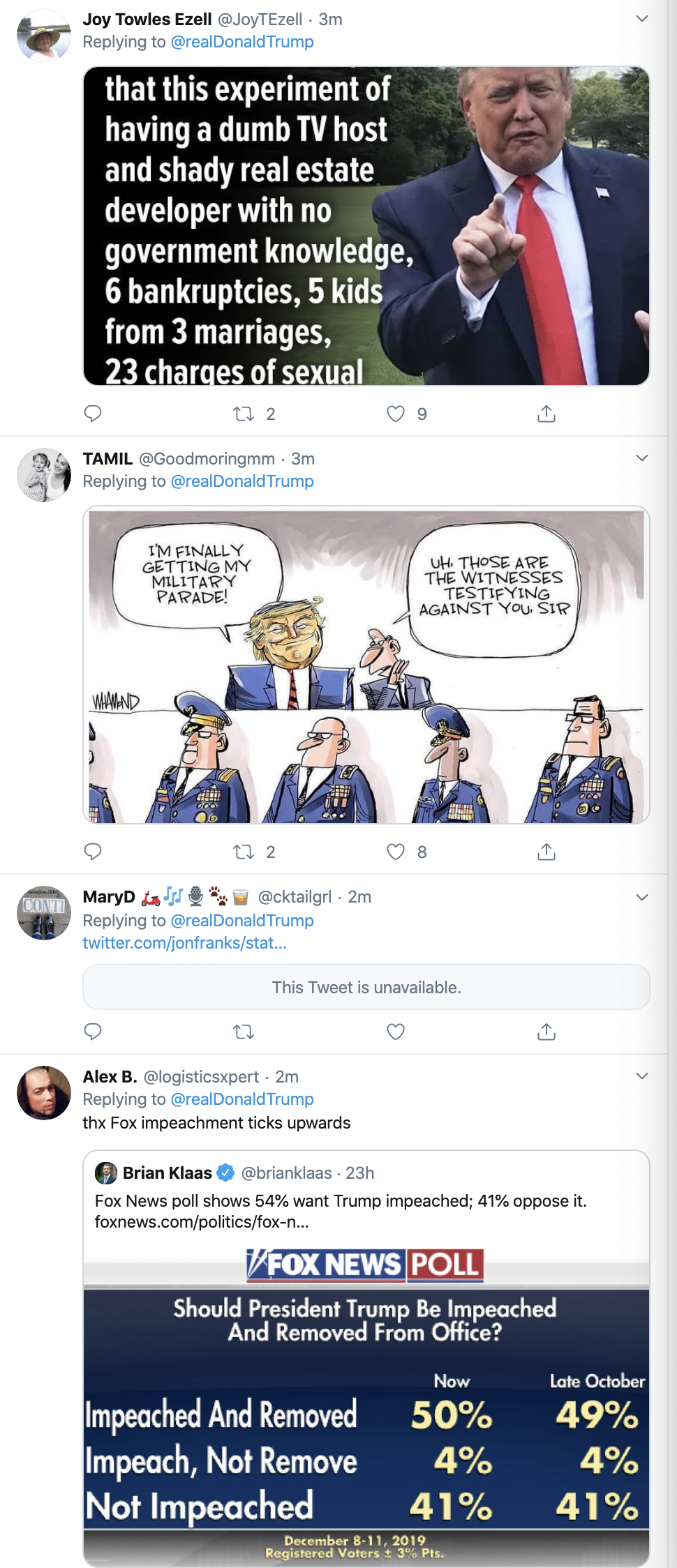 Screen-Shot-2019-12-16-at-7.29.41-AM Trump Delivers Embarrassing Monday Pre-Dawn Twitter Outburst Corruption Economy Featured Impeachment Top Stories