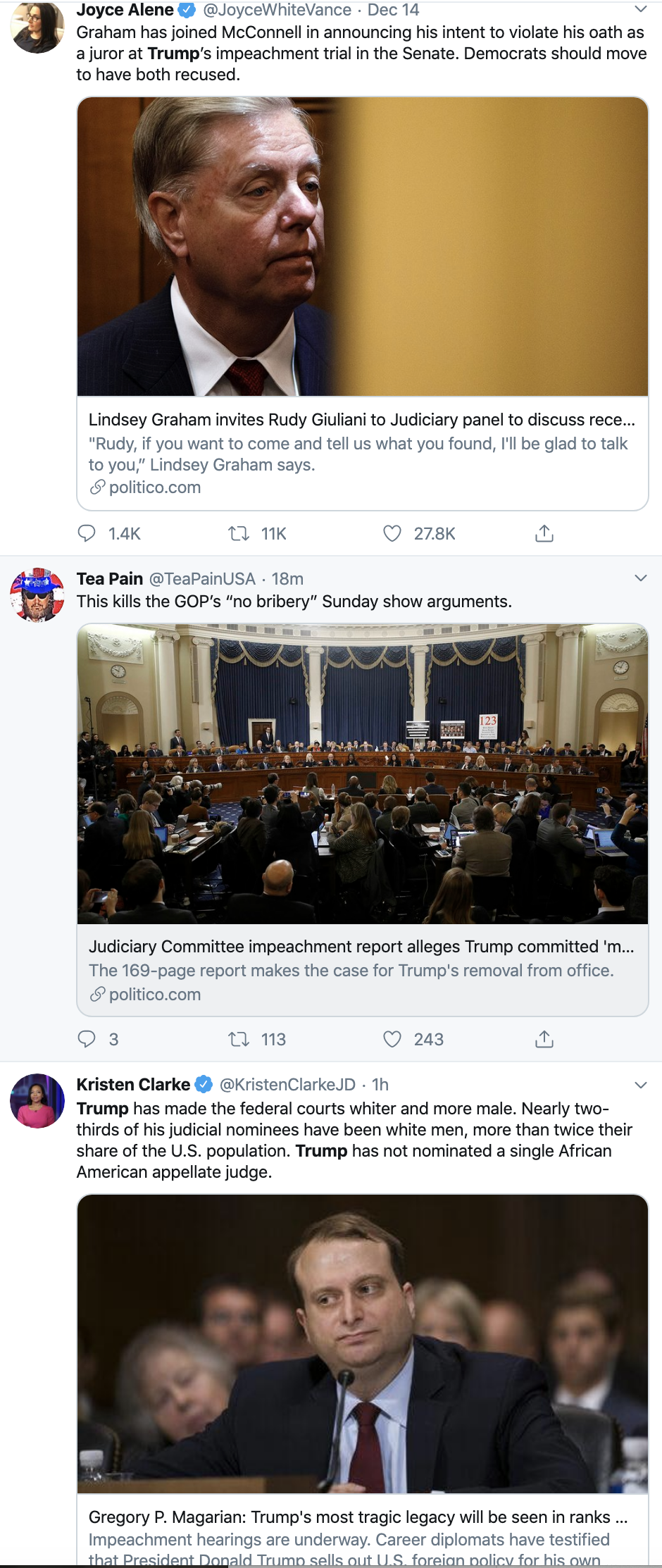 Screen-Shot-2019-12-16-at-8.54.05-AM Judiciary Committee Panel Releases 658-Page Impeachment Report Election 2016 Election 2020 Featured Impeachment Russia Top Stories