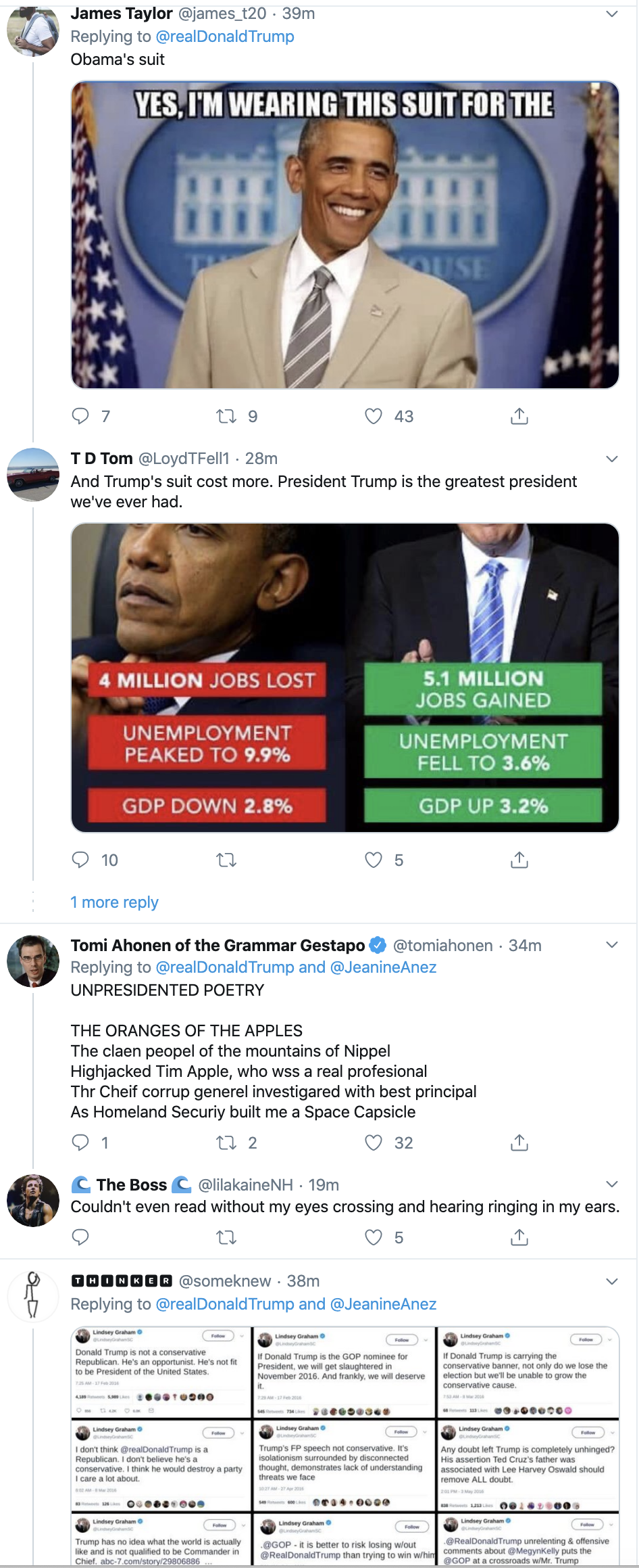 Screen-Shot-2019-12-17-at-1.50.06-PM Trump Goes Twitter Crazy Over Impeachment Tuesday Featured Foreign Policy Human Rights Politics Top Stories