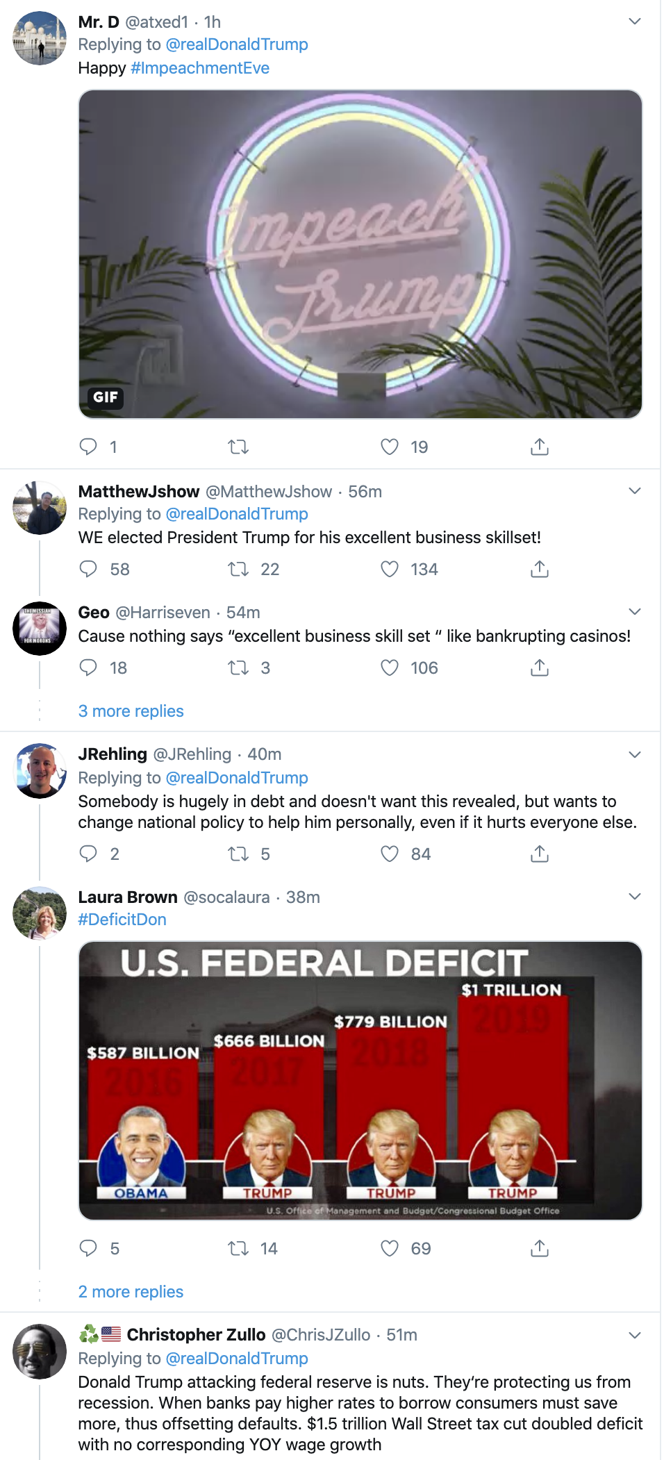 Screen-Shot-2019-12-17-at-10.14.41-AM Trump Gets Out Of Line During Tuesday Twitter Freakout Corruption Economy Featured Impeachment Top Stories