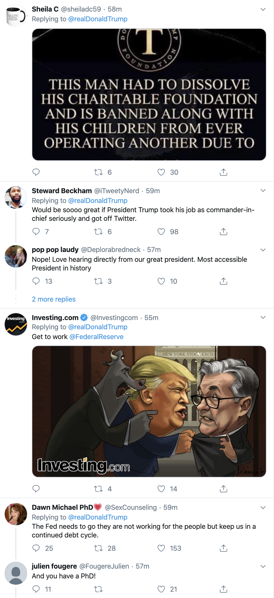 Screen-Shot-2019-12-17-at-10.14.56-AM Trump Gets Out Of Line During Tuesday Twitter Freakout Corruption Economy Featured Impeachment Top Stories