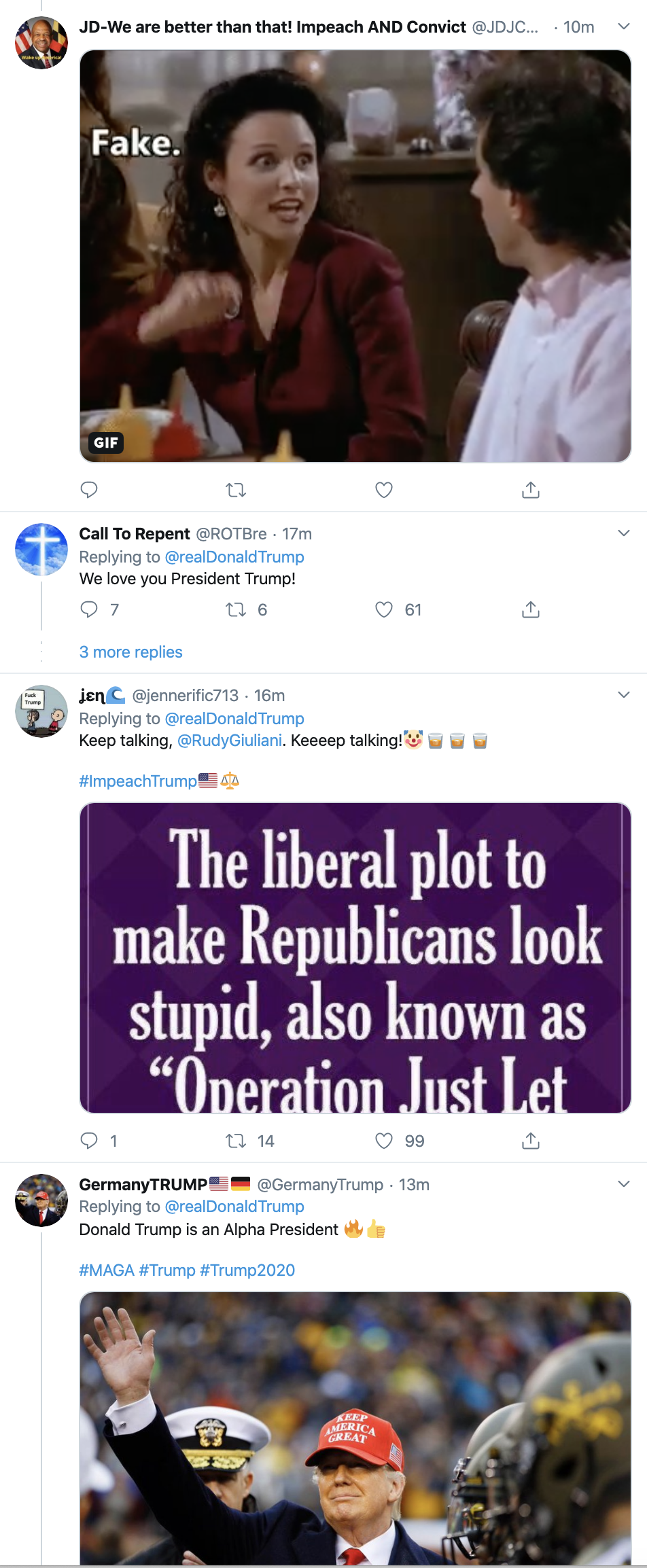 Screen-Shot-2019-12-17-at-8.56.51-AM Trump Tweets Desperate Tuesday AM Anti-Impeachment Rant Economy Election 2020 Featured Impeachment Top Stories