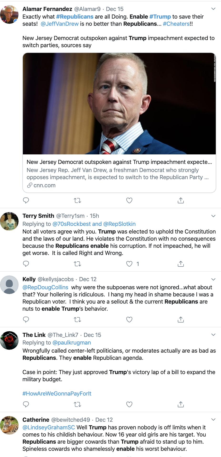 Screen-Shot-2019-12-17-at-9.47.16-AM Prominent Conservative Republicans Call Out Trump Enablers Donald Trump Featured Impeachment Politics Top Stories