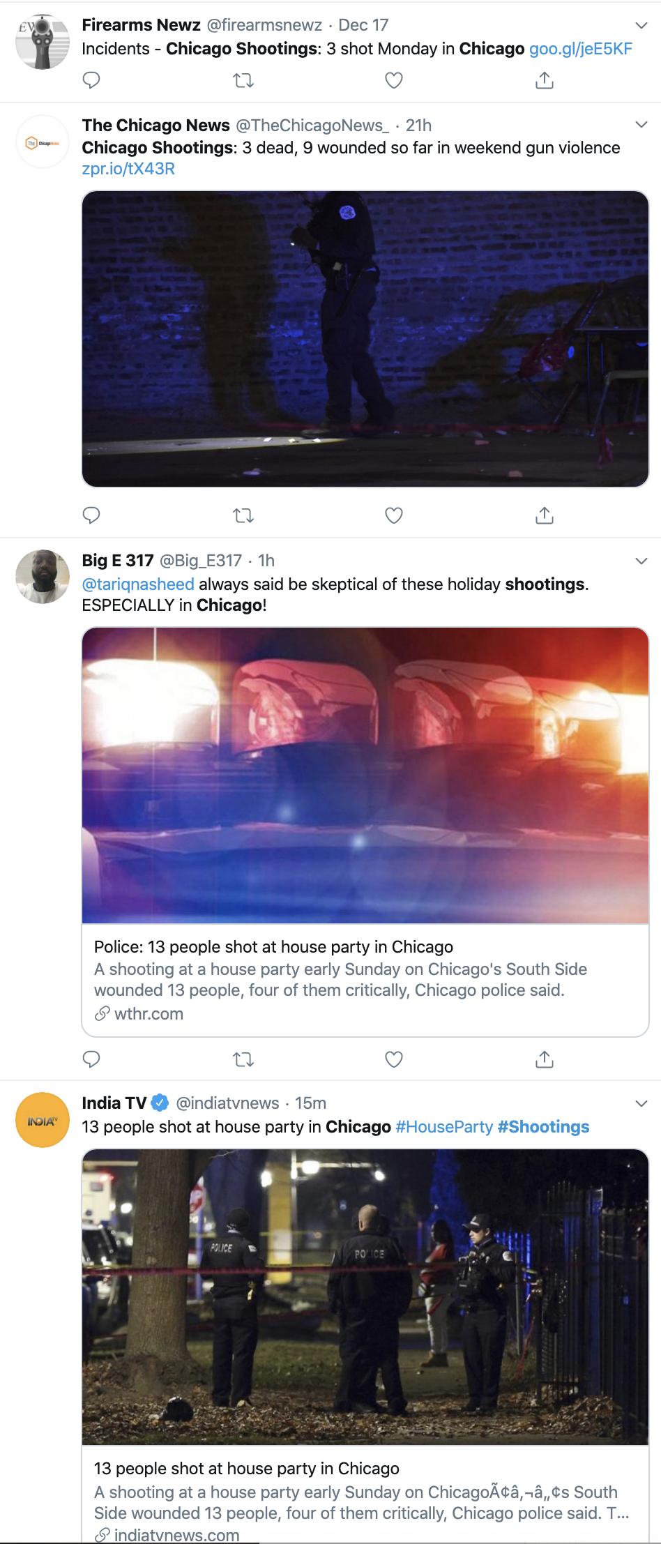 Screen-Shot-2019-12-22-at-8.59.29-AM Sunday Morning Mass Shooting Hits 13 People Black Lives Matter Featured Gun Control Mass Shootings Racism Top Stories