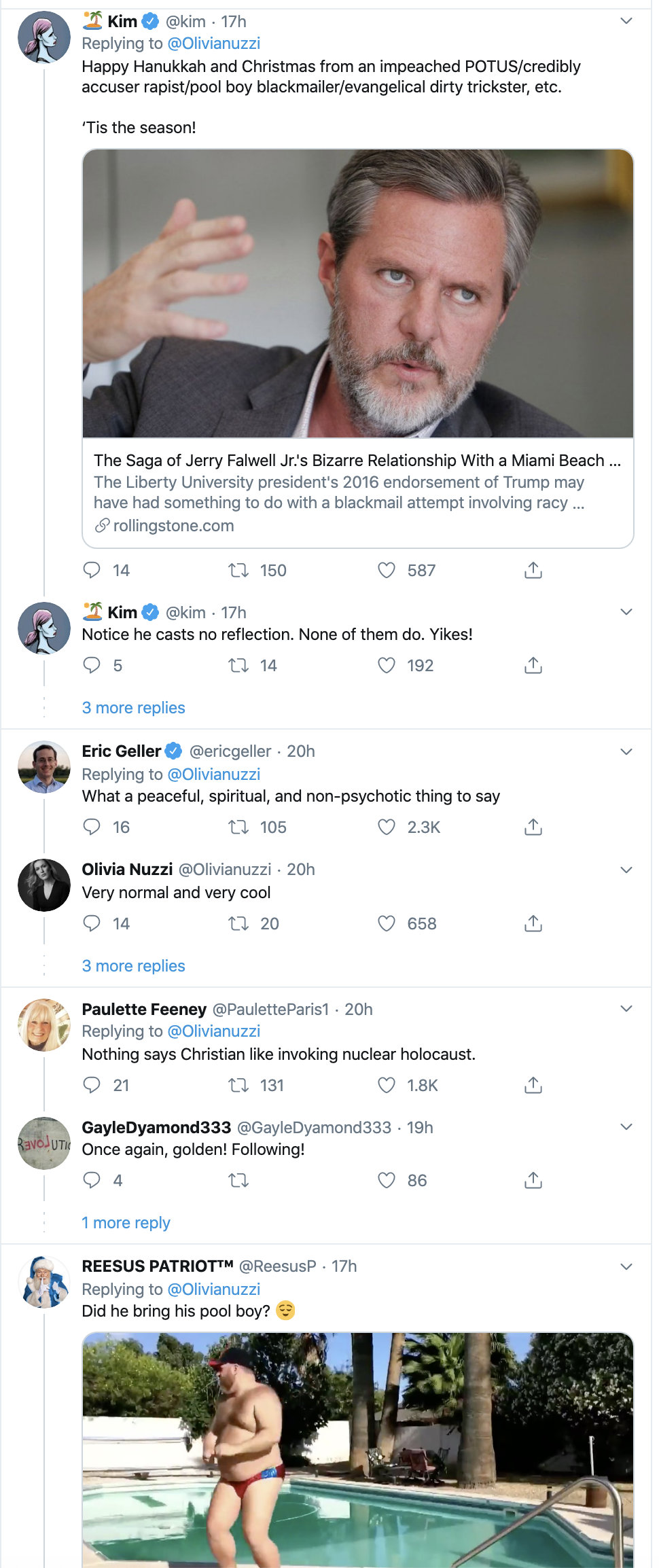 Screen-Shot-2019-12-23-at-11.56.55-AM Delusional Jerry Falwell Jr. Threatens Dems With Nuclear War Corruption Featured Politics Religion Top Stories