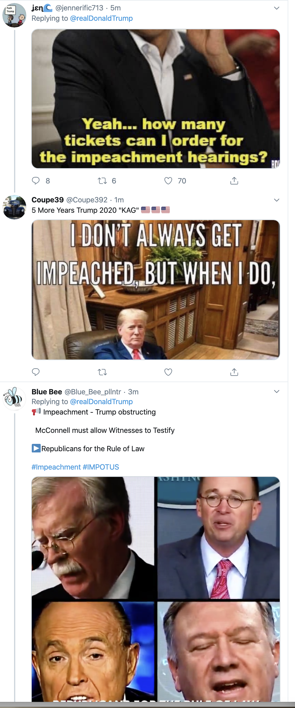 Screen-Shot-2019-12-23-at-7.45.12-AM Trump Flies Out Of Bed For Monday AM Impeachment Meltdown Election 2020 Featured Feminism Impeachment Top Stories