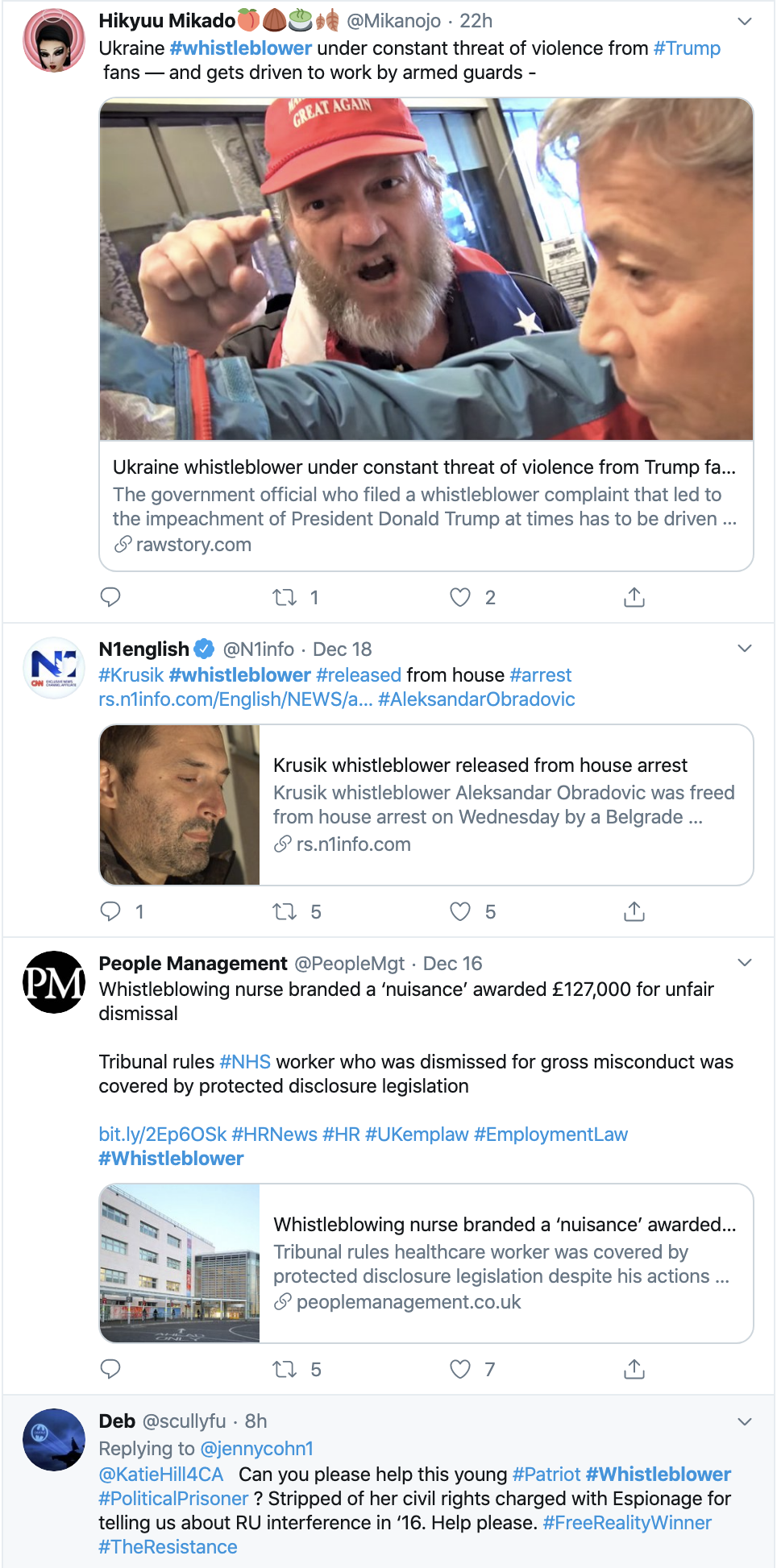 Screen-Shot-2019-12-26-at-3.42.59-PM Anti-Whistleblower GOP Rep. Joins Whistleblower Protection Caucus Corruption Crime Election 2016 Election 2020 Featured Top Stories
