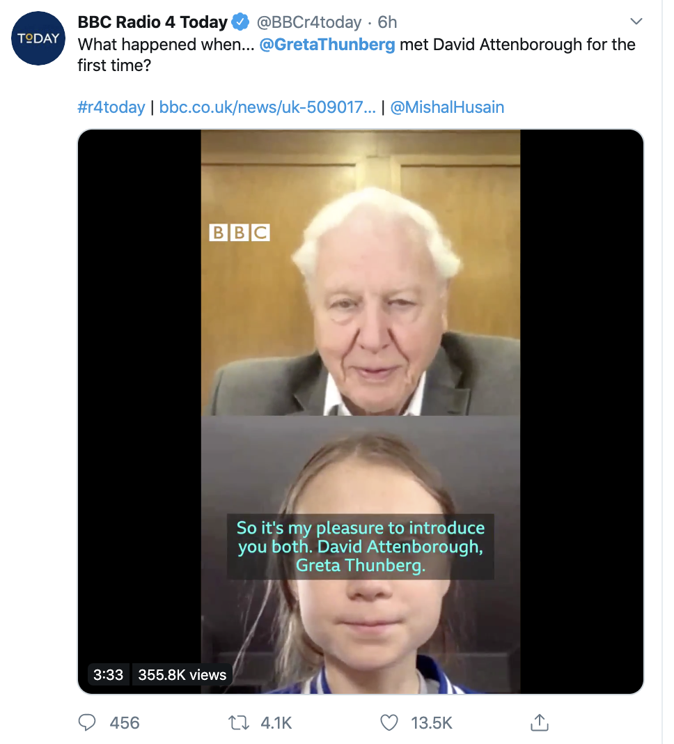 Screen-Shot-2019-12-30-at-8.44.57-AM Greta Thunberg Sounds Off On Trump Monday Morning Domestic Policy Environment Featured Politics Top Stories