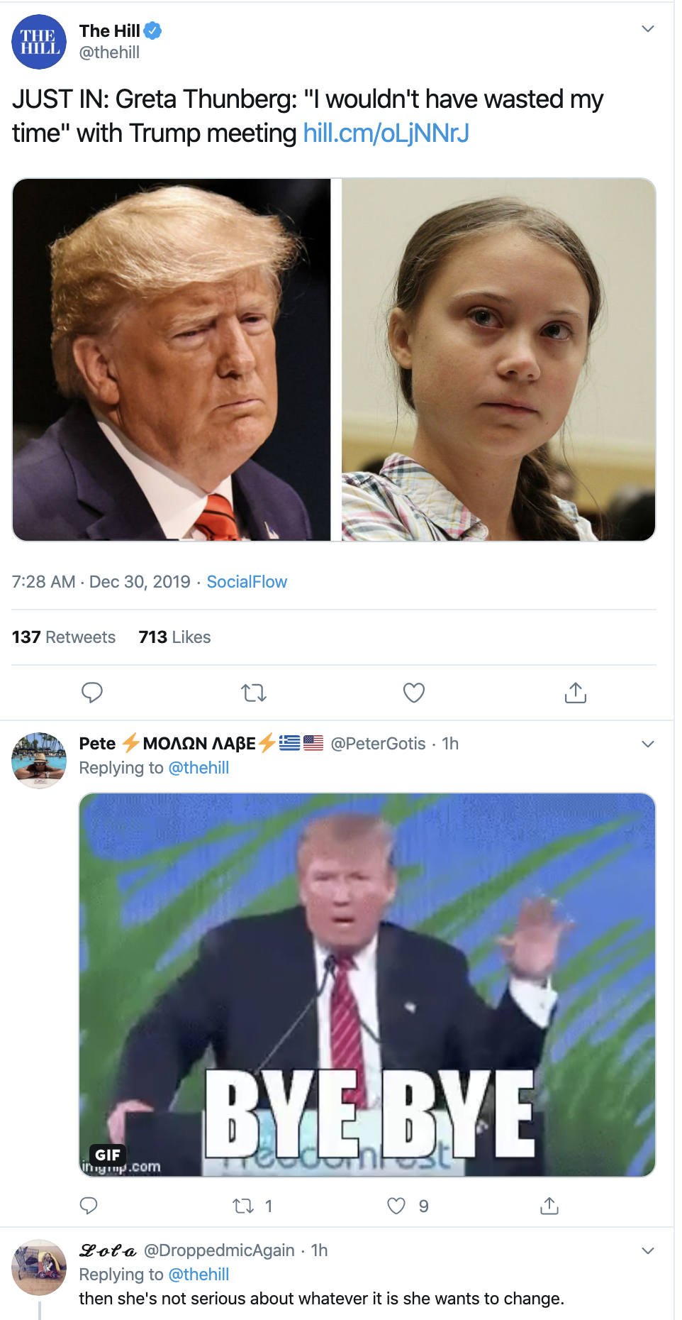 Screen-Shot-2019-12-30-at-8.46.15-AM Greta Thunberg Sounds Off On Trump Monday Morning Domestic Policy Environment Featured Politics Top Stories