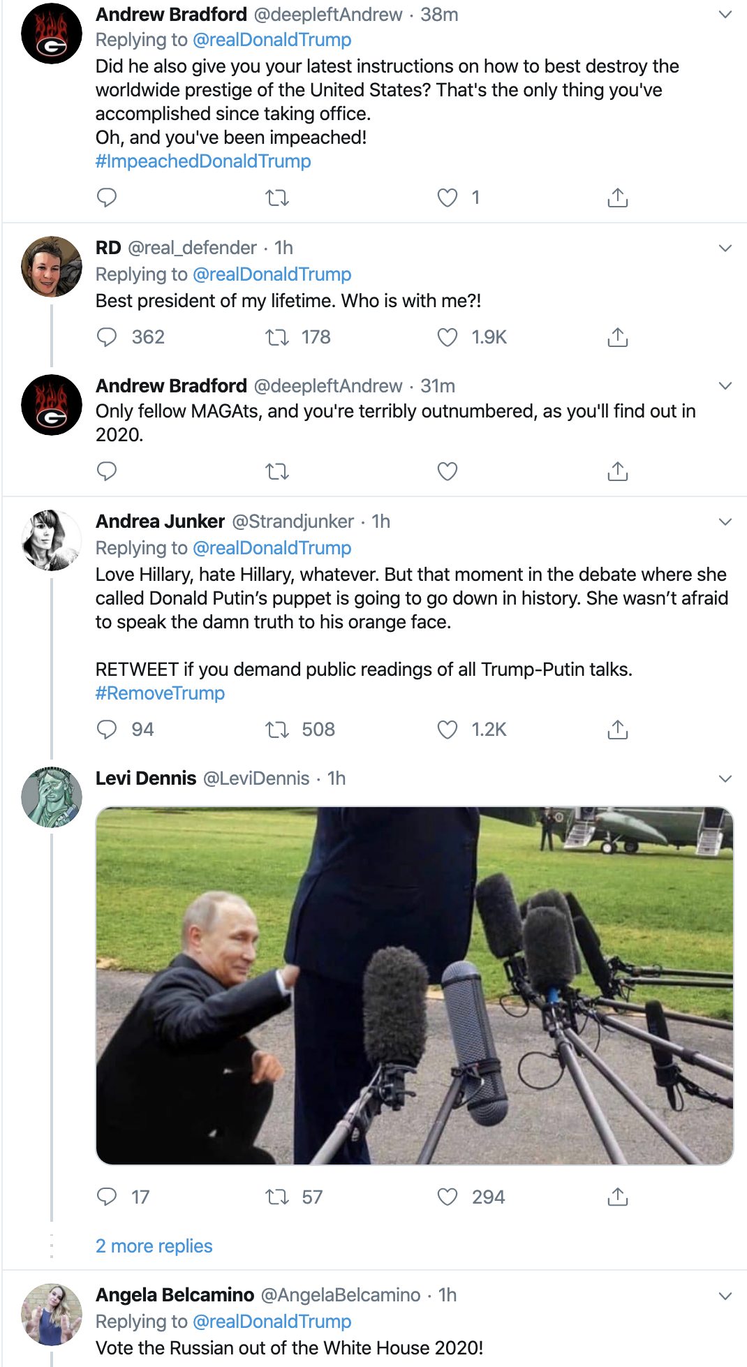 Screen-Shot-2019-12-31-at-9.54.36-AM Trump Continues Morning-Long Twitter Tirade Like He's Angry Domestic Policy Featured Top Stories War