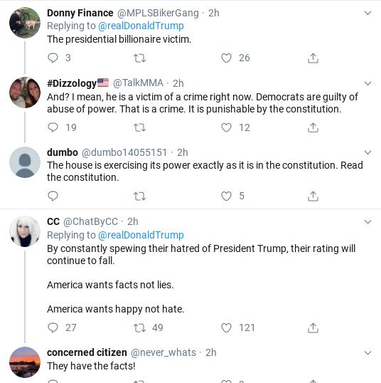 Screenshot-2019-12-12-at-9.42.59-AM Trump Suffers 85+ Tweet Thursday Morning Mental Collapse Corruption Donald Trump Politics Social Media Top Stories