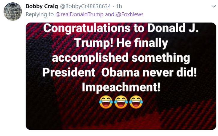 trumptweet6 Trump Loses It On Twitter Saturday Night Donald Trump Featured Impeachment Top Stories Twitter